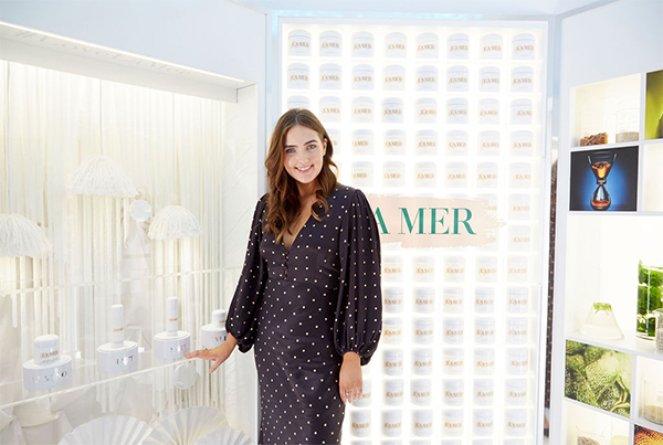 La Mer 'Secrets of an icon' activation